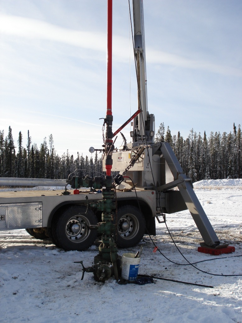 Wireline Logging Works For All Oil And Gas Rigs